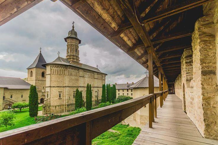 Dragomirna Monastery, Suceava, Romania