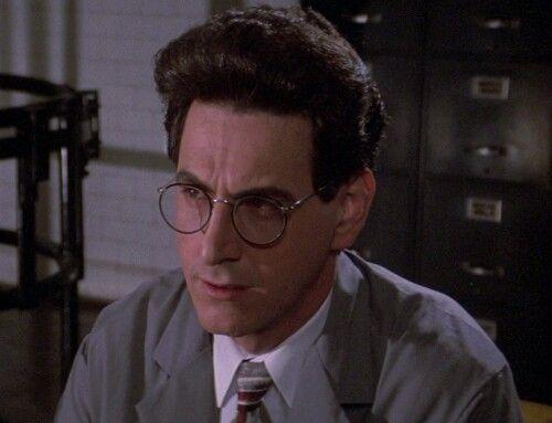 Harold Ramis in Ghostbusters 1984 | Harold Ramis ...