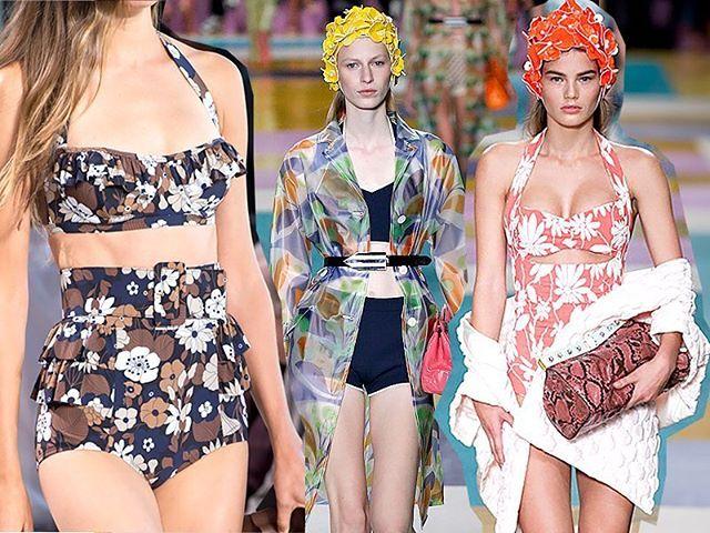 Pronte per l'#Estate2017? Dal bikini anni 60 al costume intero cut-out scoprite tutte le tendenze costumi nel  link in bio! #MCTendenze #MCSfilate #RunwayLook #Beachwear2017 #Swimwear2017 #BikiniLove #SixtiesStyle #SS2017 #Summer2017  via MARIE CLAIRE ITALIA MAGAZINE OFFICIAL INSTAGRAM - Celebrity  Fashion  Haute Couture  Advertising  Culture  Beauty  Editorial Photography  Magazine Covers  Supermodels  Runway Models