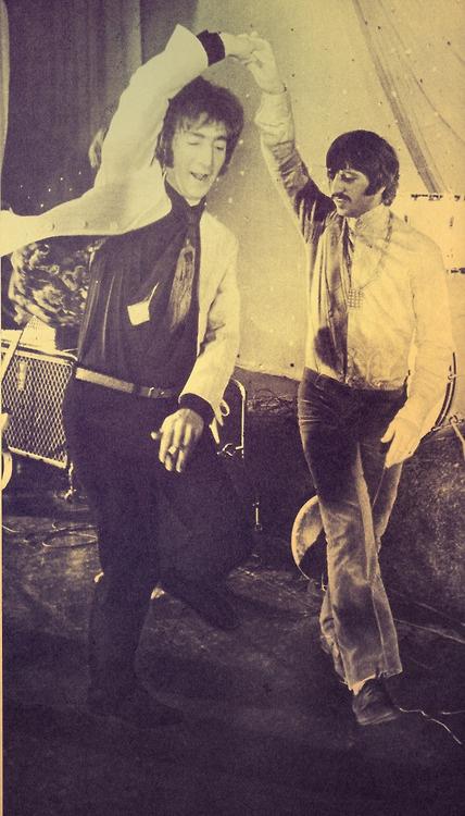 John & Ringo.