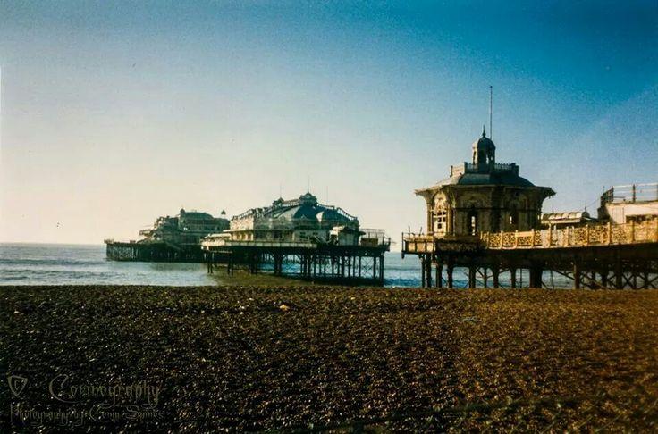 West pier 1987
