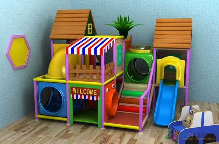 indoor playground for home | Play play play | Pinterest | Indoor ...