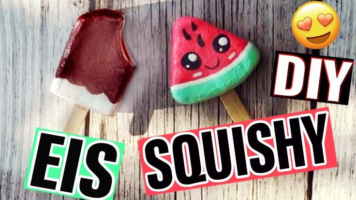 EIS SQUISHY DIY Anti Stress YouTube (mit Bildern