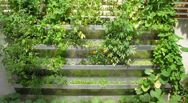 Vertical garden system - urbangardensweb.com