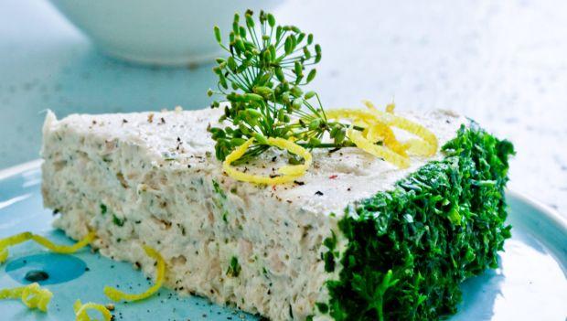 Klassisk tunmousse - perfekt til frokost