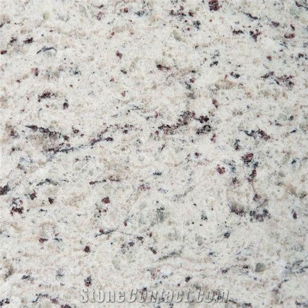 White Ornamental Classic Granite Slabs & Tiles, White Polished Granite Floor Tiles, Wall Tiles