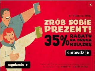 eSklepy : Matras.pl: promocja 35% na drugą książkę