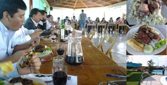 VIDEO: Día del Electricista HDNA 2014 Chimbote