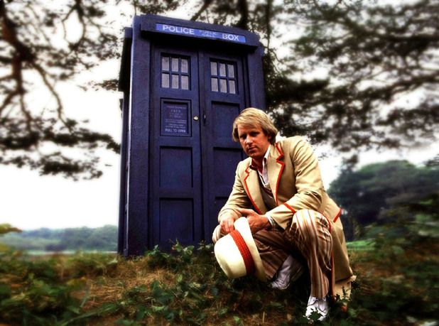 The Fifth Doctor was Peter Davison, who followed on from Tom Baker. He lasted for 73 episodes over 3 years.