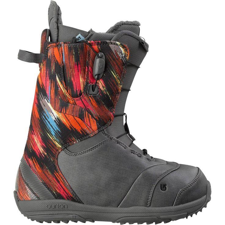 burton snowboard boot woman