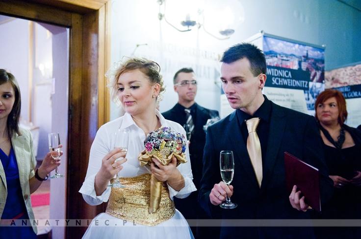 Toast ślubny | https://www.facebook.com/AnnaTyniecFotografie | fotografia ślubna Wrocław | Anna Tyniec