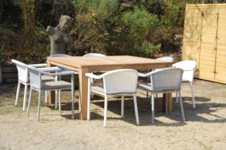 Table De Jardin Teck Ou Eucalyptus Des Id Es Int Ressantes Pour La Conception De