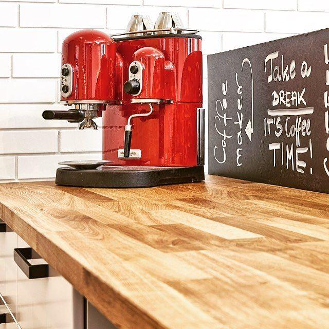 Coffee time! #coffee #coffeetime #break #modernkitchen #fotodetalle