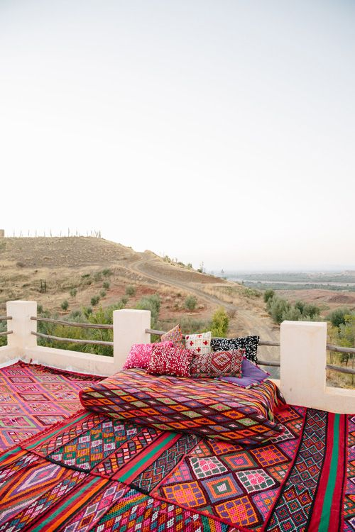 A tale of beauty: Understanding Moroccan rugs and carpets