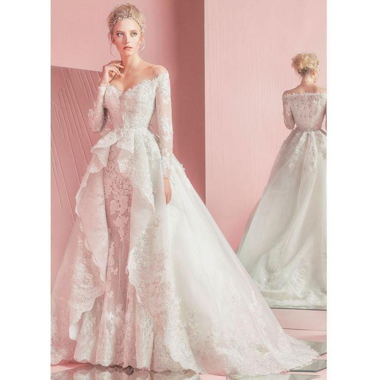 vestidos de novia tallas grandes usanos