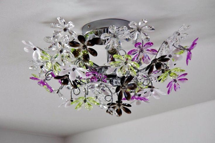 lampen Plafondlamp excl. 4 x max. 40w E14 plafondlamp. Barco, Emmen.