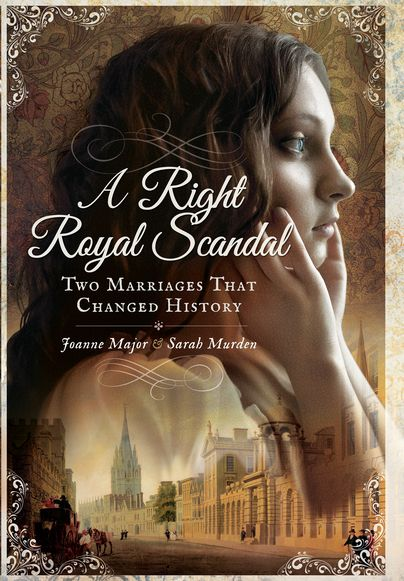 Have any of you been keeping up with the +ITV series VICTORIA? If so and you'd like some further reading, be sure to check out 'A RIGHT ROYAL SCANDAL' By Joanne Major and Sarah Murden!  Here's why:  · A Right Royal Scandal covers the 'scandalous' marriages of two successive generations of one family. The second marriage is in the very early Victorian era and both mirrors and runs parallel with the marriage and early married life of Queen Victoria and Prince Albert.