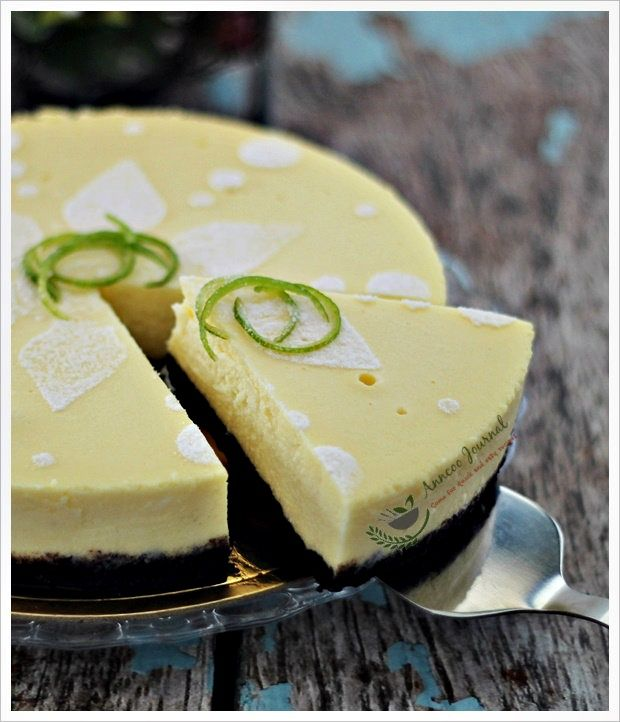 Quick and easy lime cheesecake recipe
