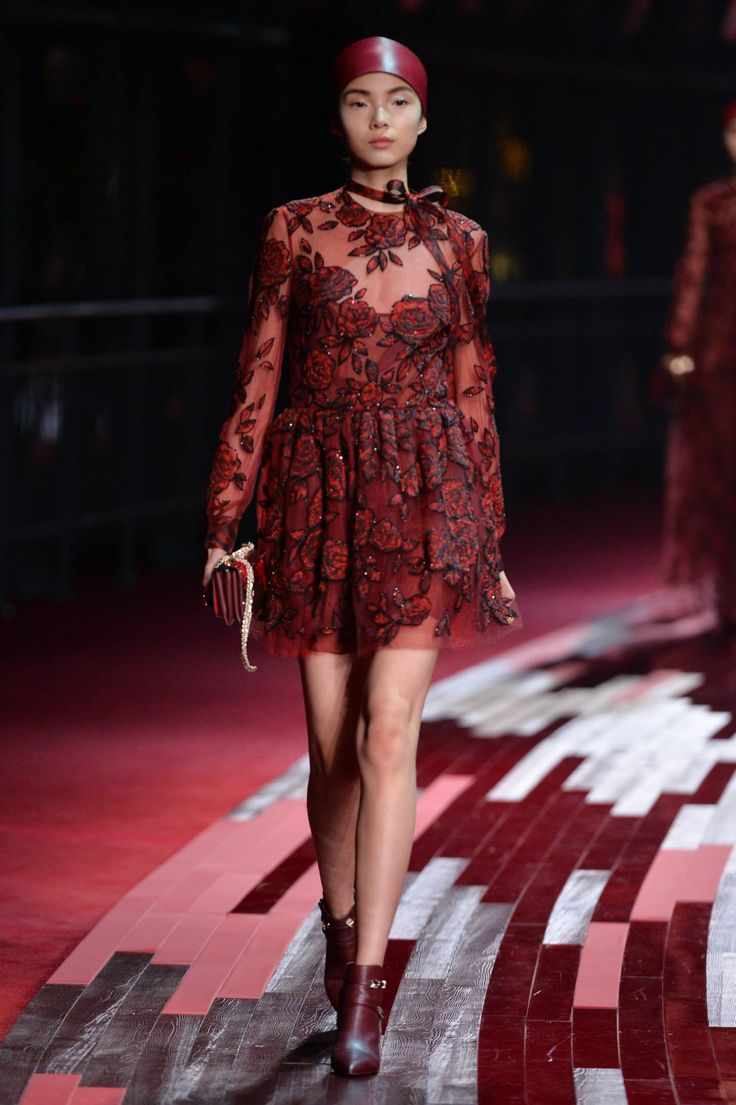 Valentino Shanghai collection