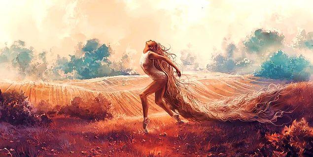 Aries woman   Koç Kadını (21 Mart - 19 Nisan)