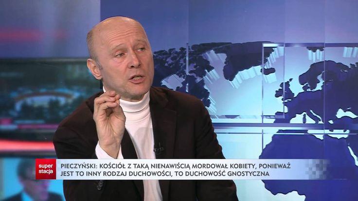 Krzysztof Pieczyński - pedofilia, dlaczego kościół nienawidzi kobiet? - ...