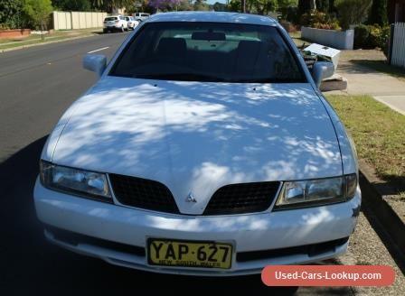 Mitsubishi Magna TJ 2002 #mitsubishi #magna #forsale #australia