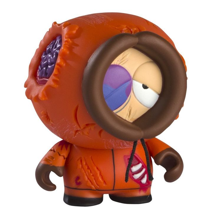 South Park: Collectible Dead Kenny Mini Figure by Kidrobot: Amazon.co.uk: Toys & Games