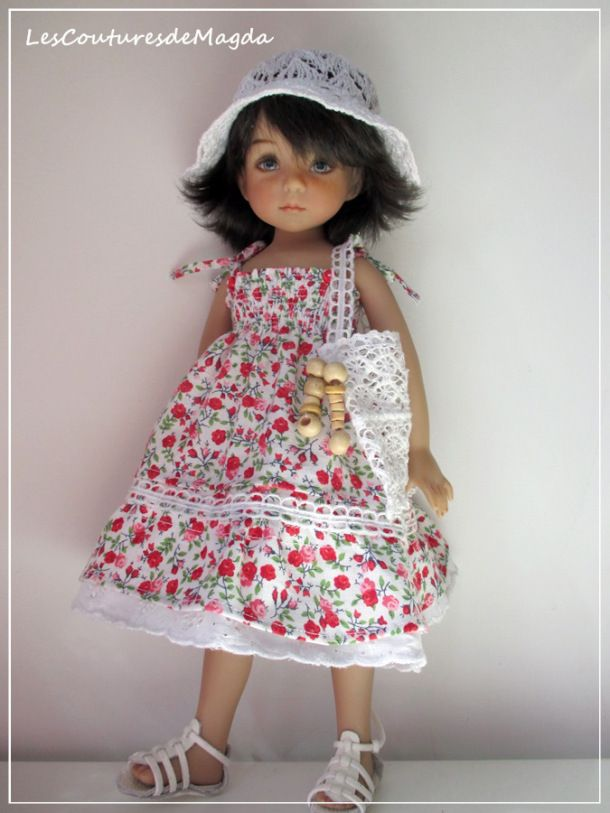 "Dianna Effner 13"" Little Darling Doll: Azelie"