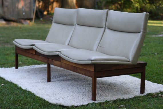 Rare Example Of An Arthur Umanoff Designed Sofa Designed By Arthur Umanoff For Madison Furniture The Set Is Modular And The Seats Are Easily