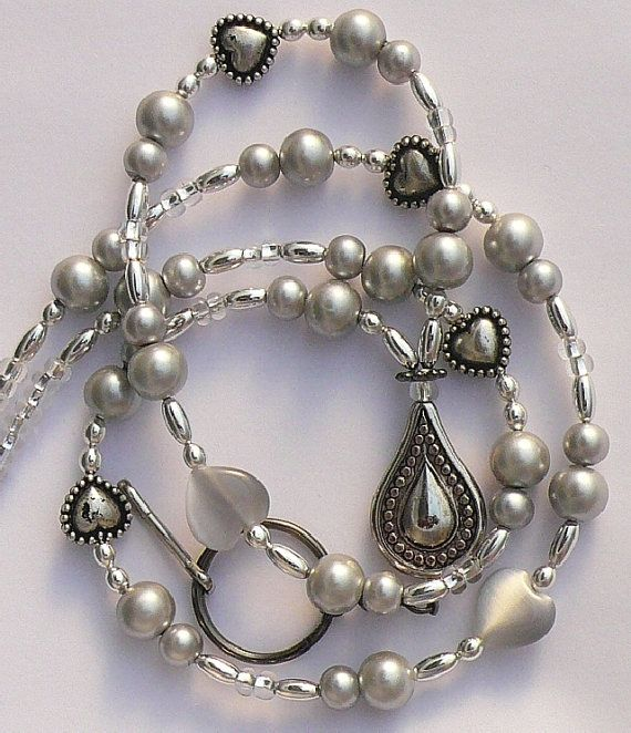 Id Card Beads: 17 Best Ideas About Beaded Lanyards On Pinterest