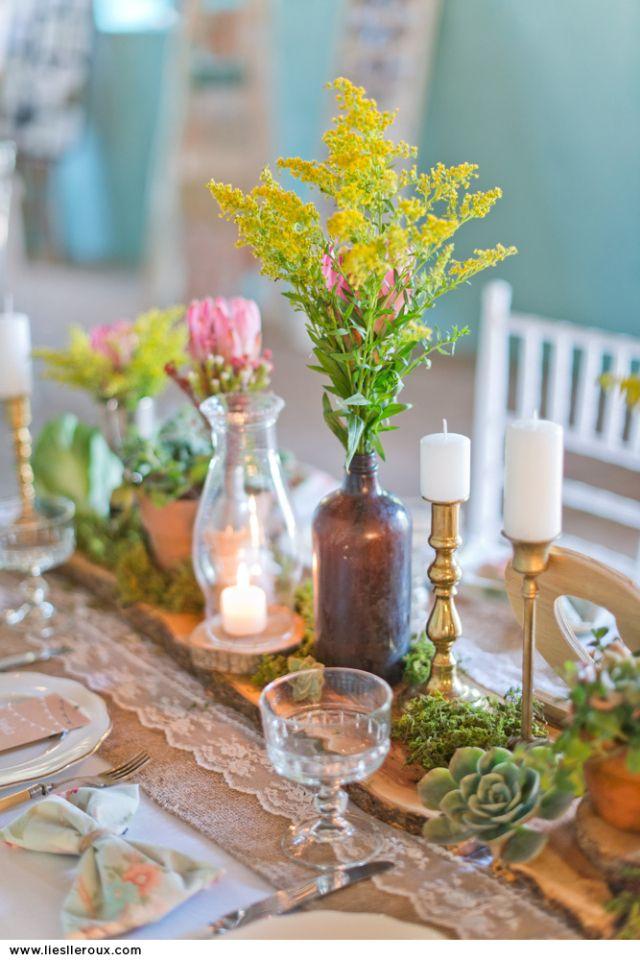 Liesl le Roux Photography_Wedding table decor