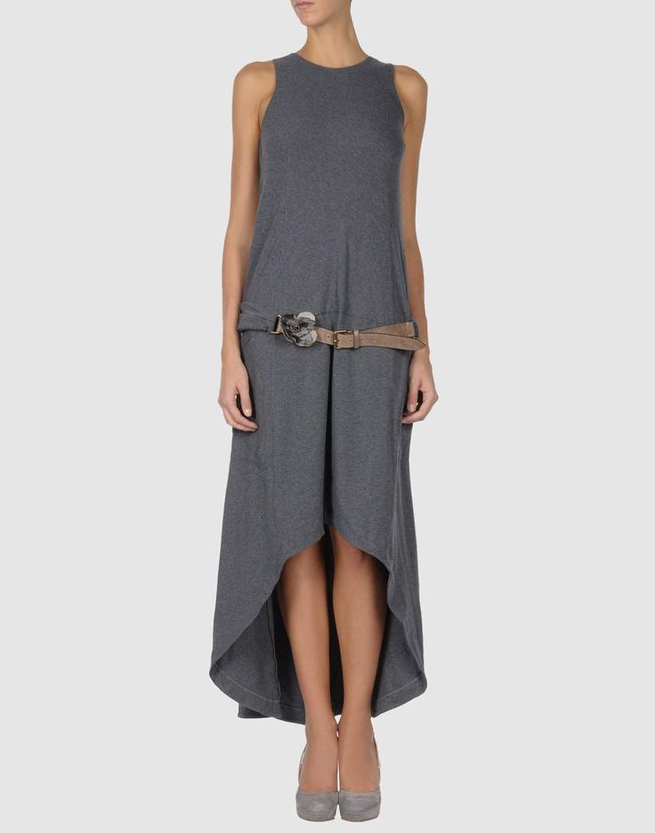 BRUNELLO CUCINELLI Dress at yoox