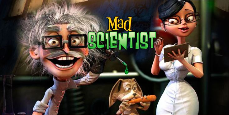 Mad Scientist Slot Exciting Free Online Slot Machine play free