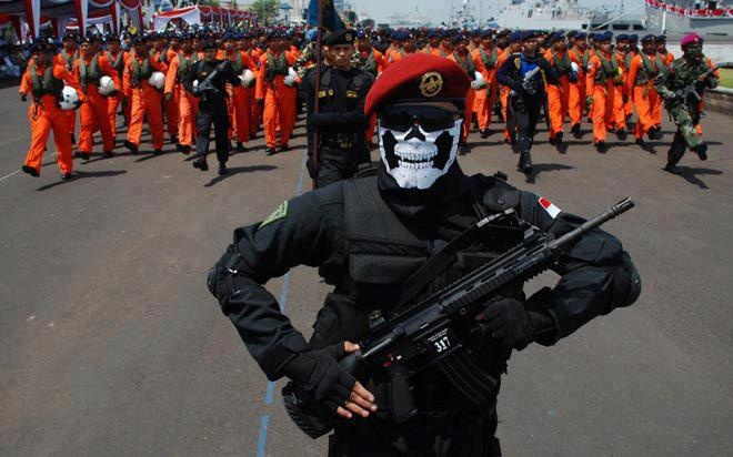indonesian special force kopaska 0 soldersoldados