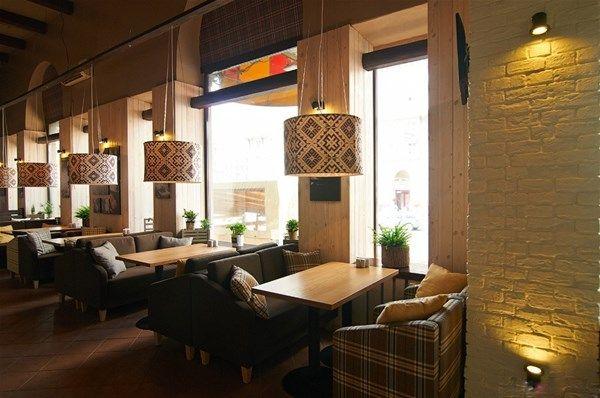 Мебель под интерьер в кафе, бары, рестораны
