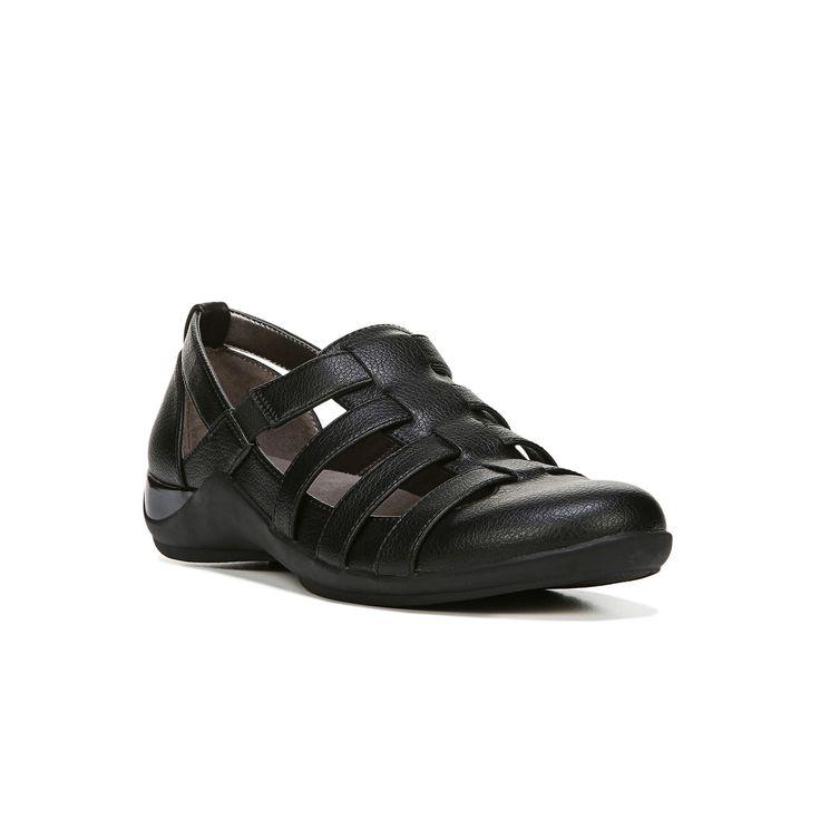 LifeStride Maintain Women's Slip-On Shoes, Size: medium (8.5), Black