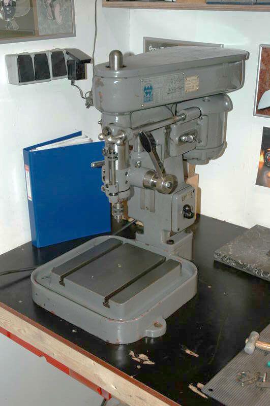 Webo Drill Press Other Machine Tools Drill Press