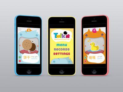 Talkit App for SLP