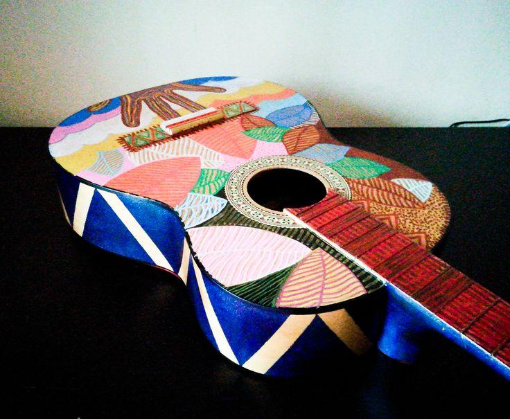 #guitar #custom