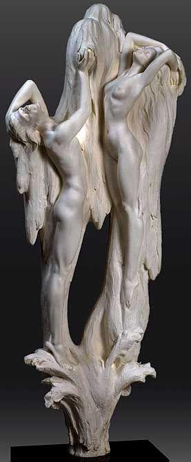 Life Spring - Parian II Sculpture