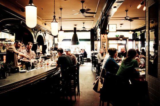 Bastille Café & Bar > Ballard...they have a heated roof-top garden!