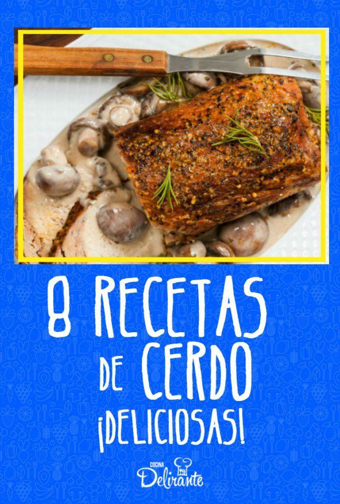 Recetas Comidas Con Bistec De Puerco 8 Irresistibles Recetas Con Cerdo Para Navidad Faciles Y