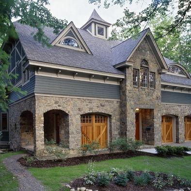 220 Best Custom Garage Exterior Images On Pinterest | Cottage, Arquitetura  And Garages