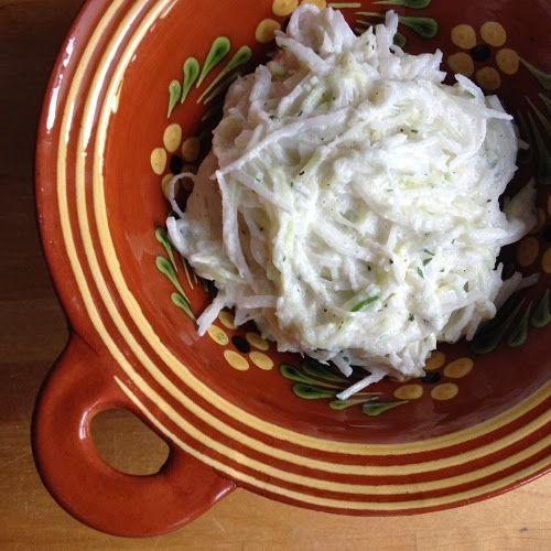 Greenway36: Rettich-Gurken-Salat