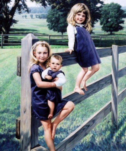 Faith Hill Children