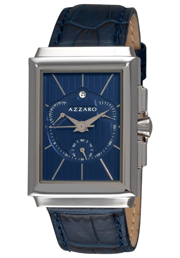 Price:$312.46 #watches Azzaro AZ2061.13EE.000, Azzaro watches are designed in the purest Swiss Watch-making tradition