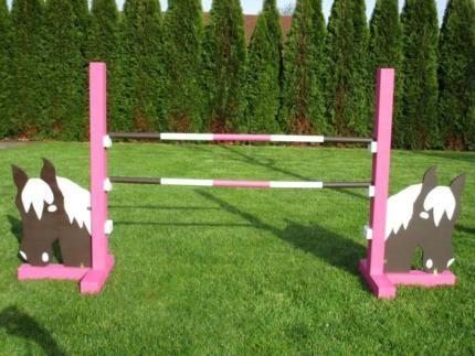 Sprung / Hindernis für Kinder zum Pferd spielen - TOP Handarbeit in Nordrhein-Westfalen - Porta Westfalica | Weitere Spielzeug günstig kaufen, gebraucht oder neu | eBay Kleinanzeigen