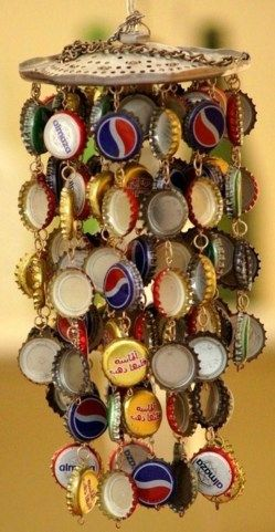 Les 25 meilleures id es de la cat gorie capsules de bouteilles de bi re sur pinterest table - Capsule de biere deco ...