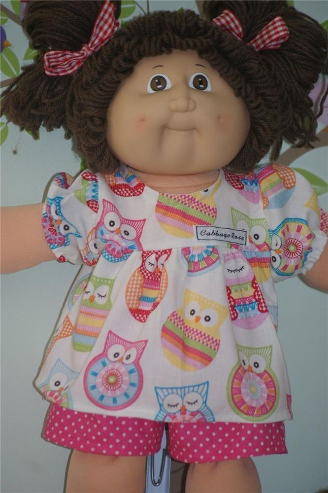 SWEET OUTFIT SUITABLE FOR  CABBAGE PATCH DOLL 16 INCH HIGH