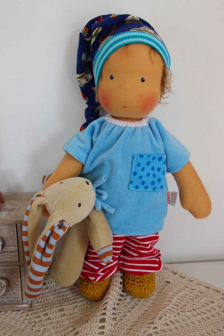 96 best Dolls and animals images on Pinterest | Fabric dolls, Sewing ...